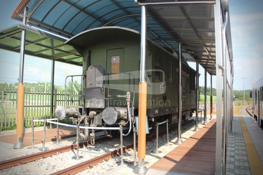 DMZ Train 4888 Dorasan Yongsan 081