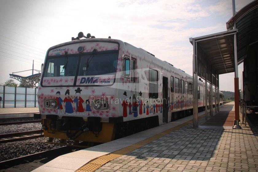 DMZ Train 4888 Dorasan Yongsan 084