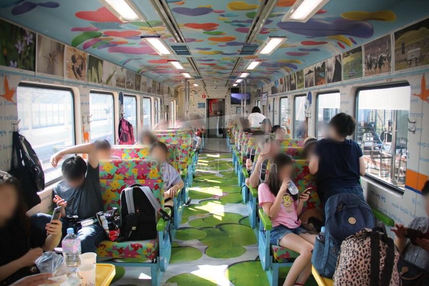 DMZ Train 4888 Dorasan Yongsan 099