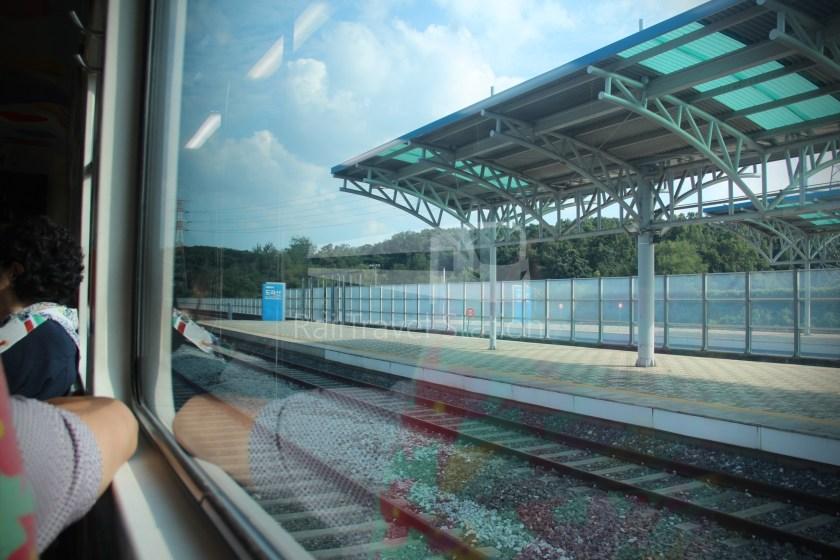 DMZ Train 4888 Dorasan Yongsan 111