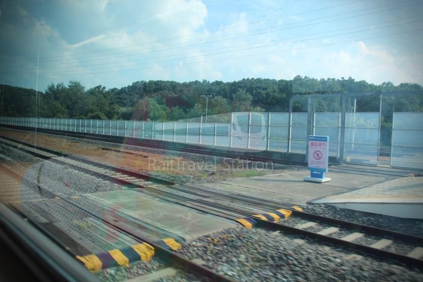 DMZ Train 4888 Dorasan Yongsan 112