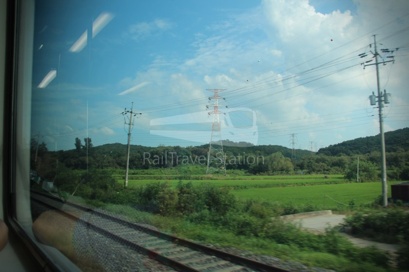 DMZ Train 4888 Dorasan Yongsan 113