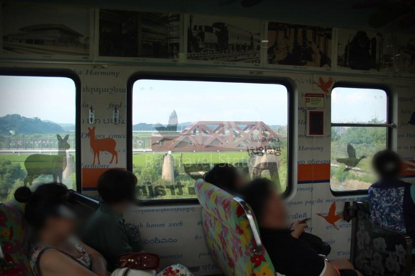 DMZ Train 4888 Dorasan Yongsan 124