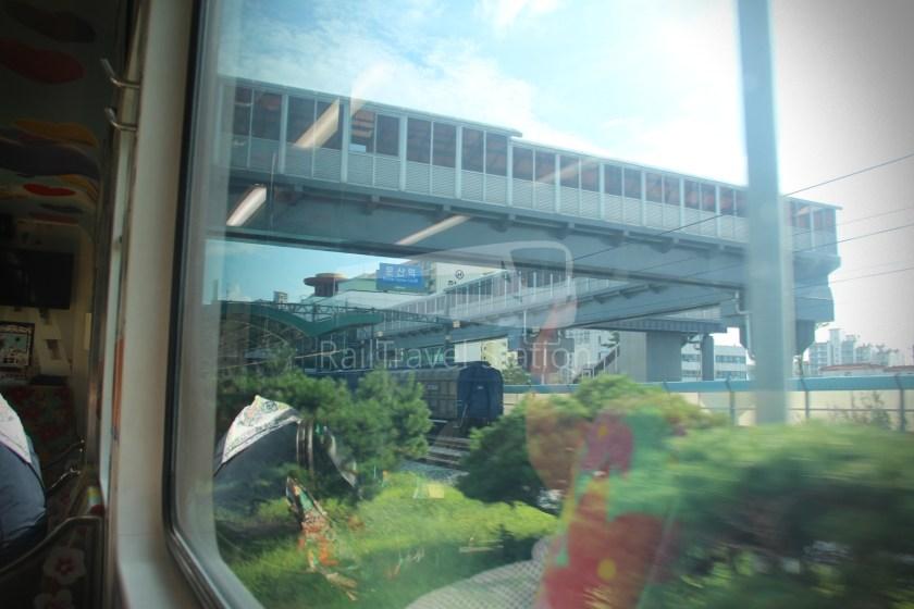 DMZ Train 4888 Dorasan Yongsan 136