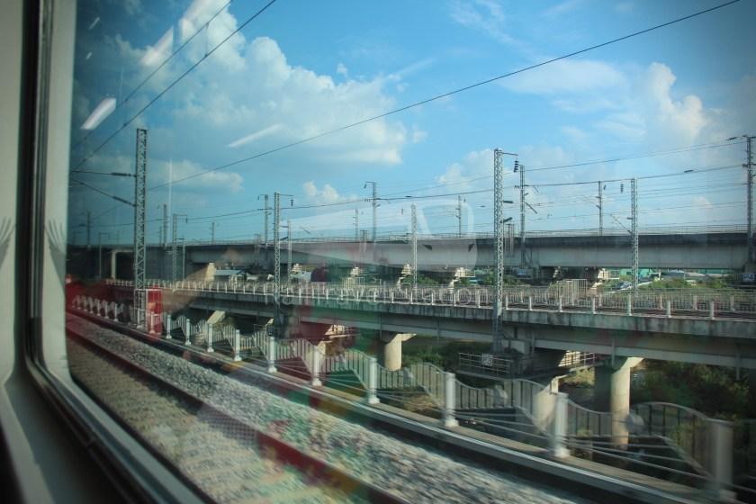 DMZ Train 4888 Dorasan Yongsan 145