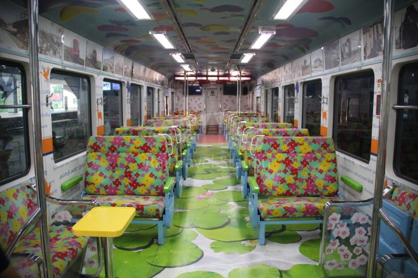 DMZ Train 4888 Dorasan Yongsan 168