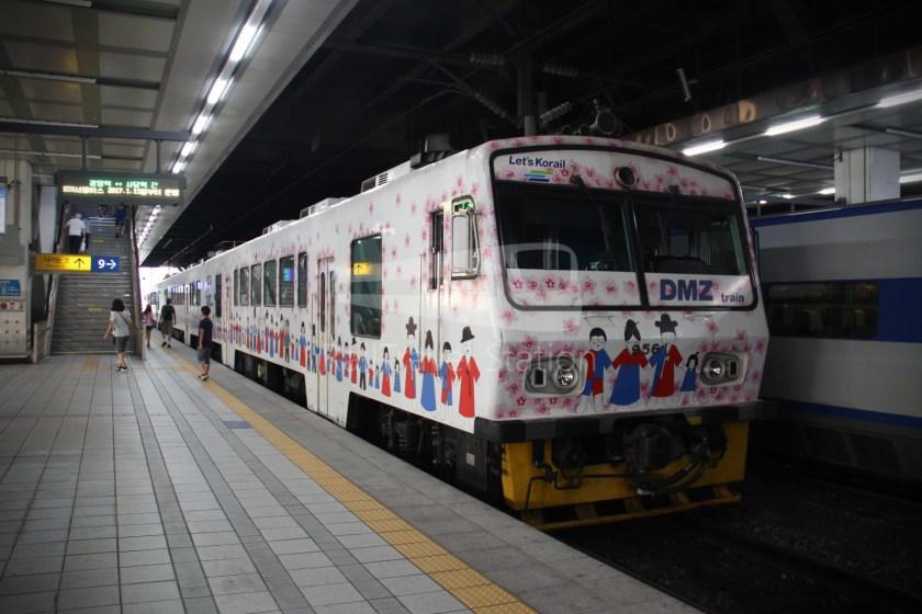DMZ Train 4888 Dorasan Yongsan 171