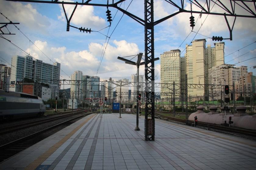 DMZ Train 4888 Dorasan Yongsan 175