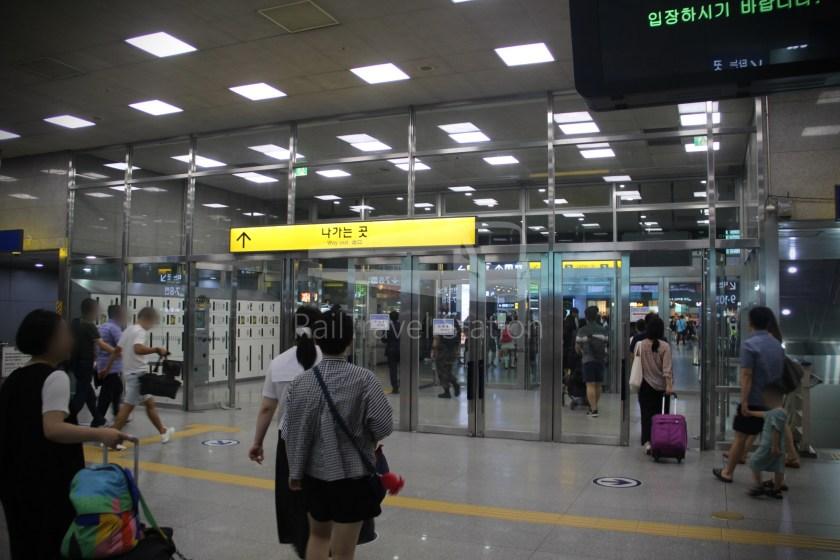 DMZ Train 4888 Dorasan Yongsan 179