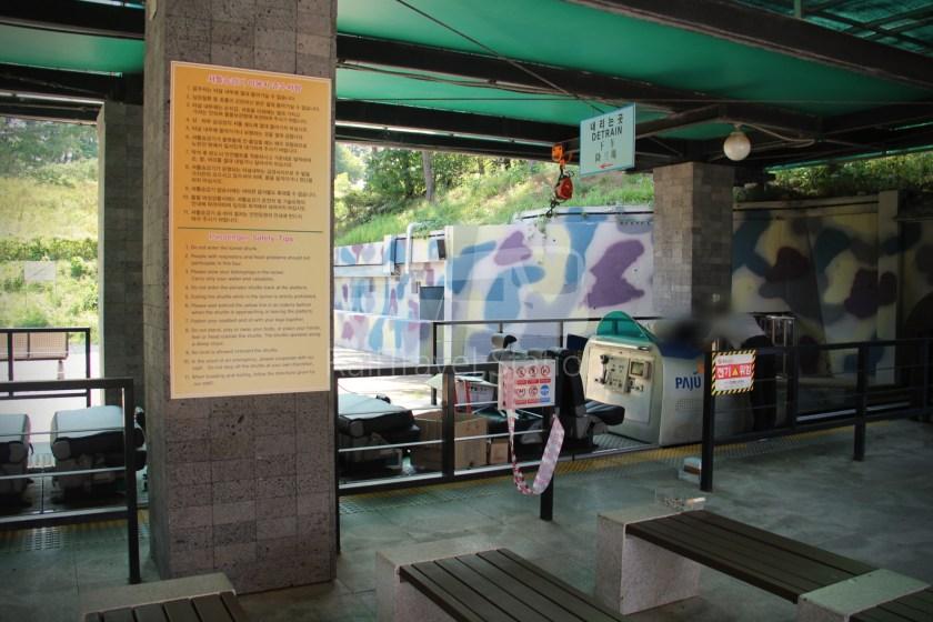 DMZ Train Bus Tour 147