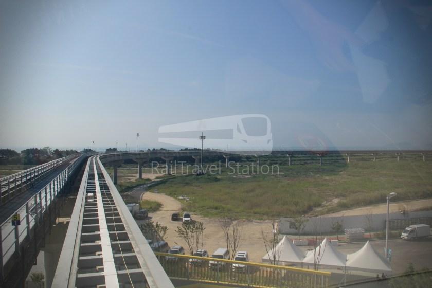 Incheon Airport Maglev Incheon International Airport Terminal 1 Yongyu 021