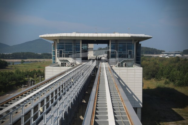 Incheon Airport Maglev Incheon International Airport Terminal 1 Yongyu 032
