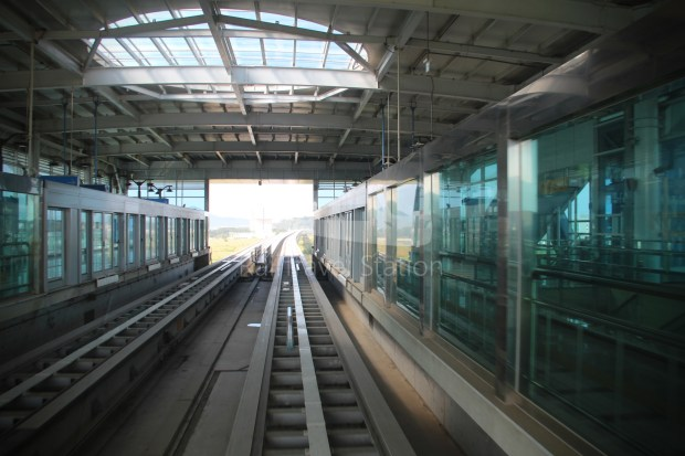 Incheon Airport Maglev Incheon International Airport Terminal 1 Yongyu 033