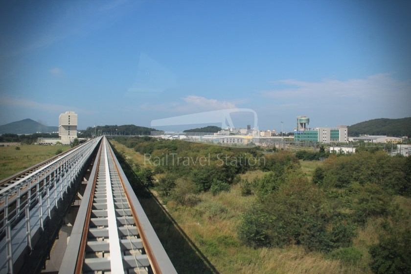 Incheon Airport Maglev Incheon International Airport Terminal 1 Yongyu 034