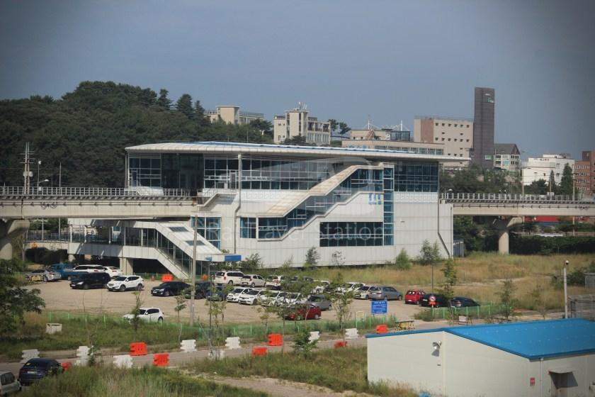 Incheon Airport Maglev Incheon International Airport Terminal 1 Yongyu 035