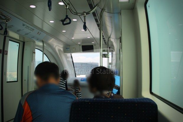 Incheon Airport Maglev Yongyu Incheon International Airport Terminal 1 024