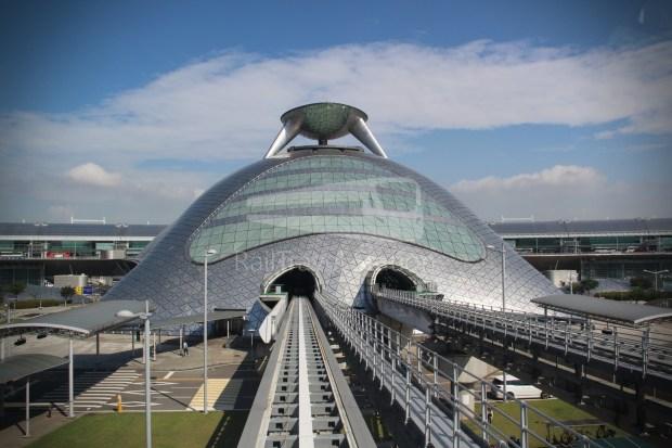 Incheon Airport Maglev Yongyu Incheon International Airport Terminal 1 033