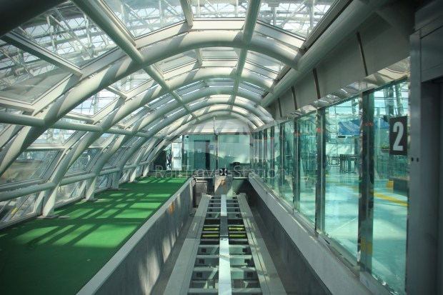 Incheon Airport Maglev Yongyu Incheon International Airport Terminal 1 037