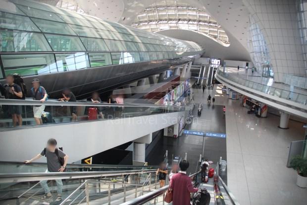 Incheon Airport Maglev Yongyu Incheon International Airport Terminal 1 042