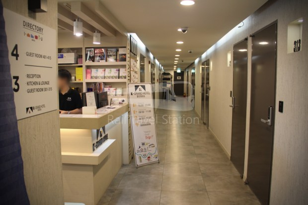 K-Grand Hotel & Guest House Seoul 007