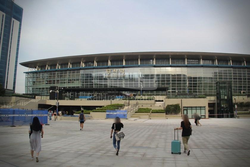 KTX 158 Busan Seoul 001