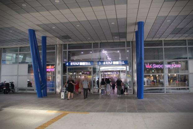 KTX 158 Busan Seoul 003