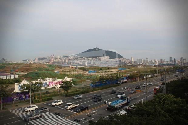KTX 158 Busan Seoul 010