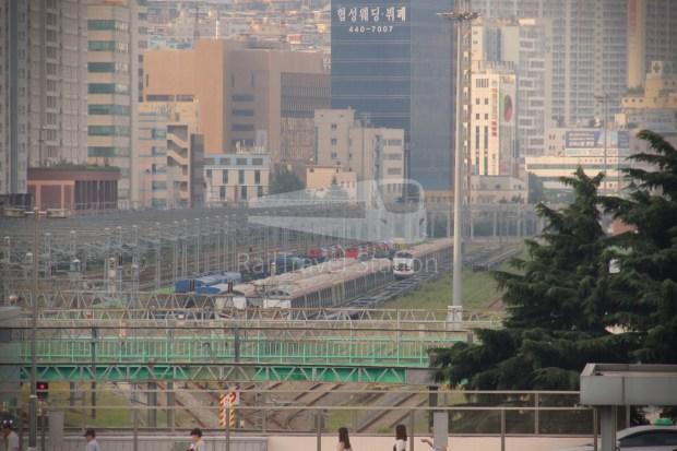 KTX 158 Busan Seoul 013