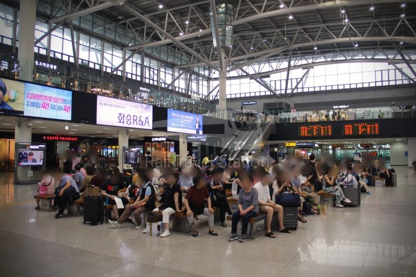 KTX 158 Busan Seoul 016