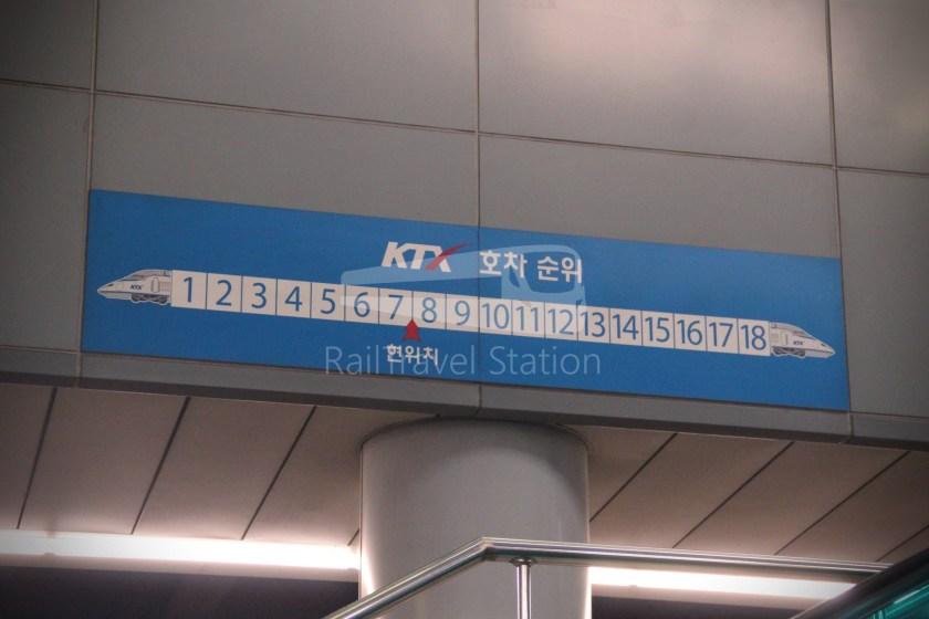 KTX 158 Busan Seoul 041