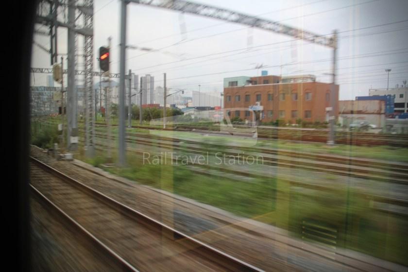 KTX 158 Busan Seoul 055