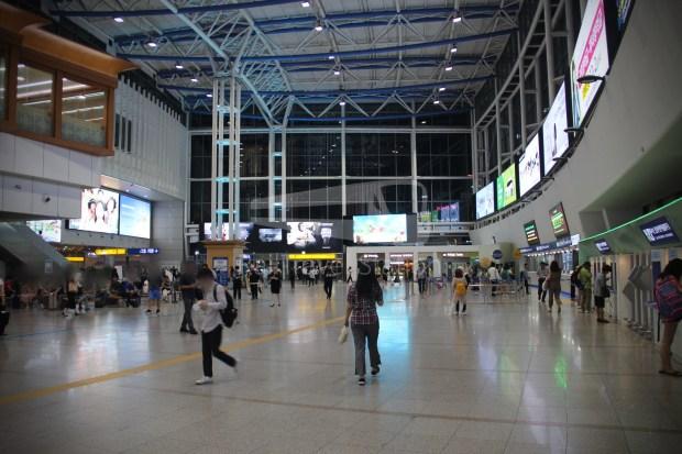 KTX 158 Busan Seoul 075