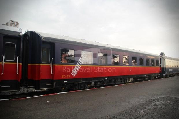 Passenger Coach L 001