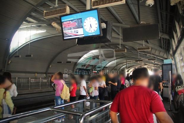 SARL City Line Phaya Thai Suvarnabhumi Airport 006