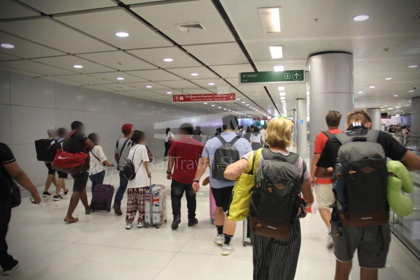 SARL City Line Phaya Thai Suvarnabhumi Airport 020