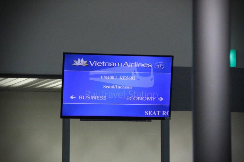 Vietnam Airlines VN408 SGN ICN 021