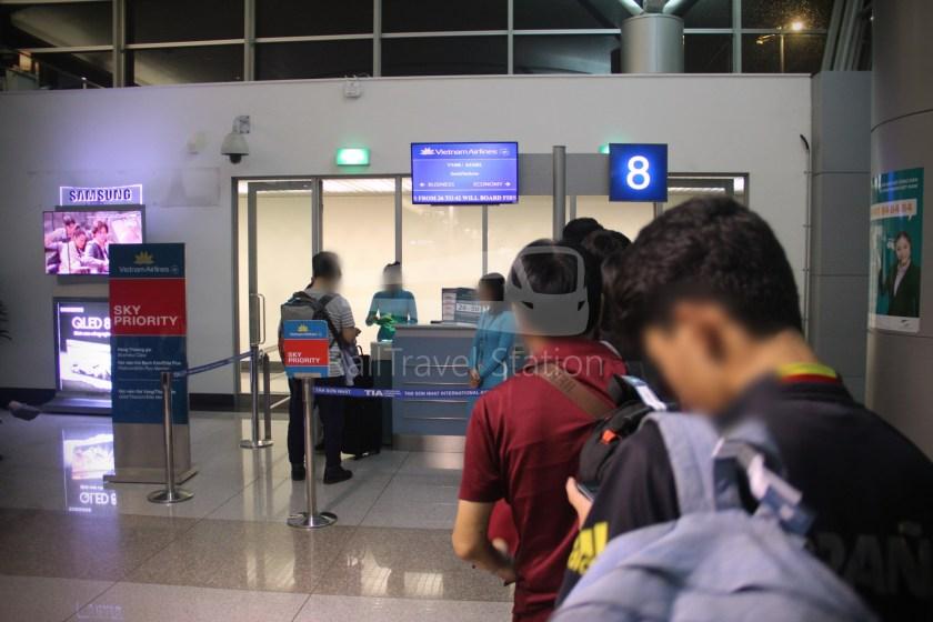 Vietnam Airlines VN408 SGN ICN 024