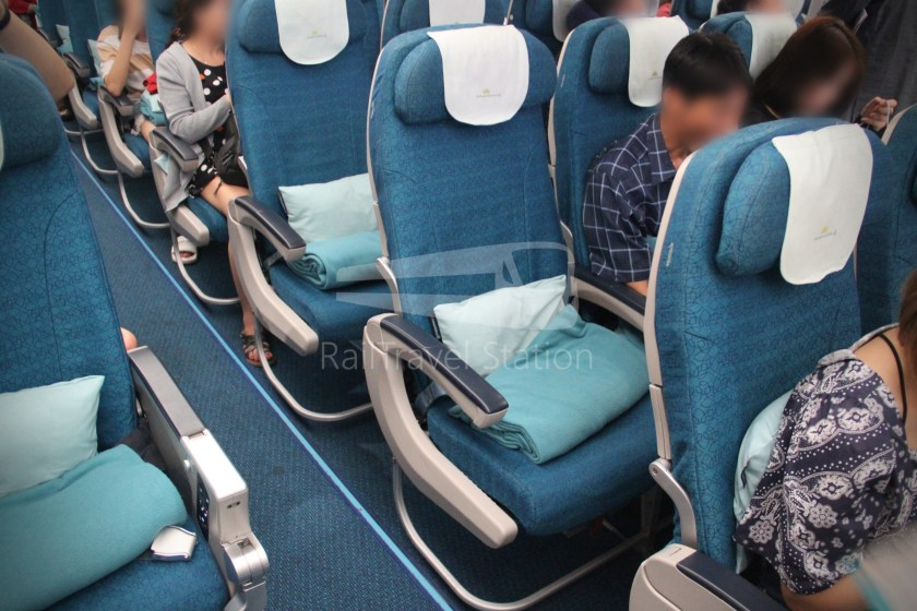 Vietnam Airlines VN408 SGN ICN 034