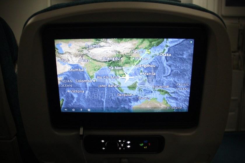 Vietnam Airlines VN408 SGN ICN 061