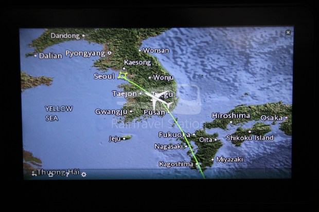 Vietnam Airlines VN408 SGN ICN 077