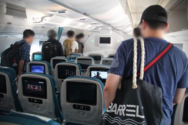 Vietnam Airlines VN408 SGN ICN 082