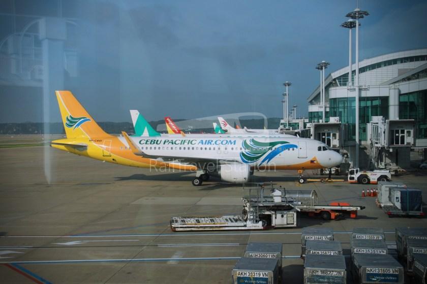 Vietnam Airlines VN408 SGN ICN 085