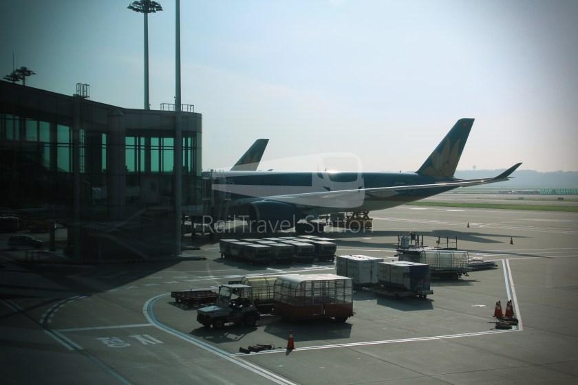 Vietnam Airlines VN408 SGN ICN 093