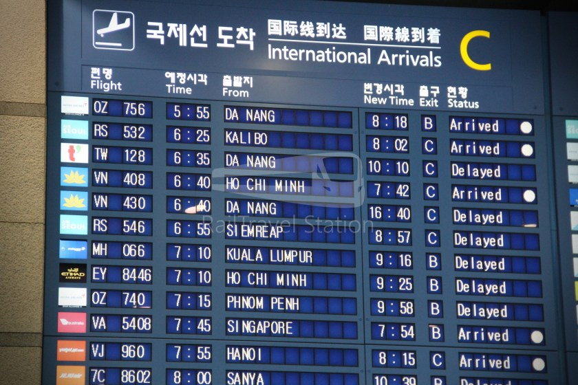 Vietnam Airlines VN408 SGN ICN 116