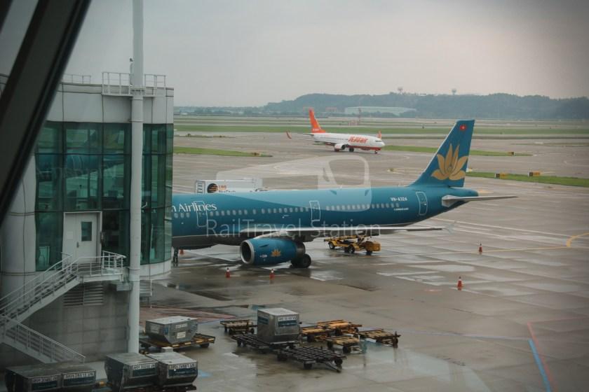 Vietnam Airlines VN409 ICN SGN 038