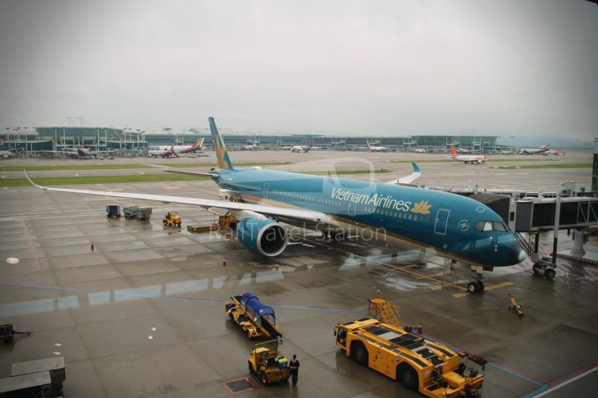 Vietnam Airlines VN409 ICN SGN 040