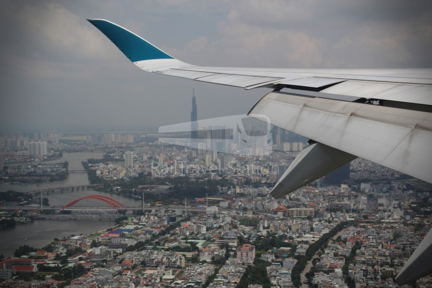 Vietnam Airlines VN409 ICN SGN 116