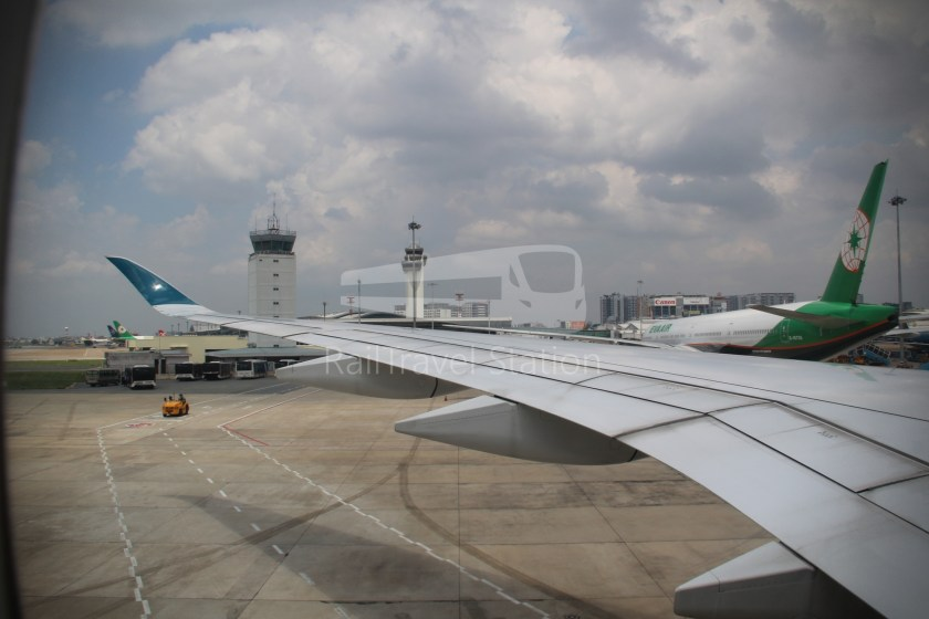 Vietnam Airlines VN409 ICN SGN 123
