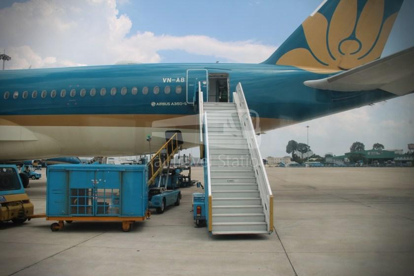 Vietnam Airlines VN409 ICN SGN 138