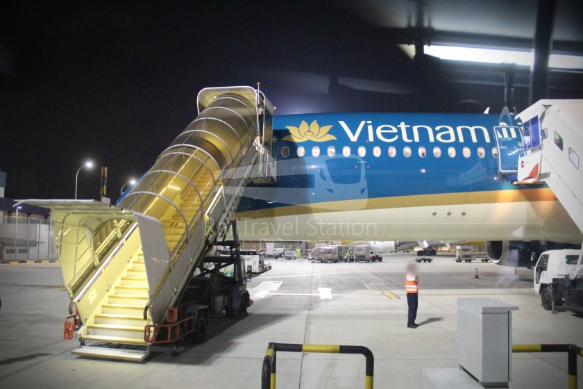 Vietnam Airlines VN656 SIN SGN for ICN 057